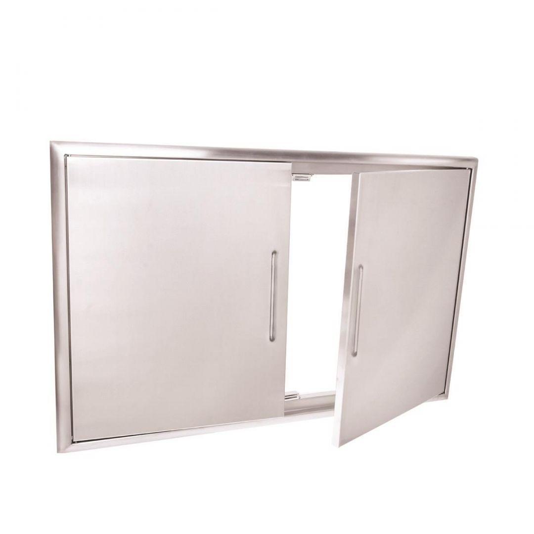 Встроенные двойные двери SABER