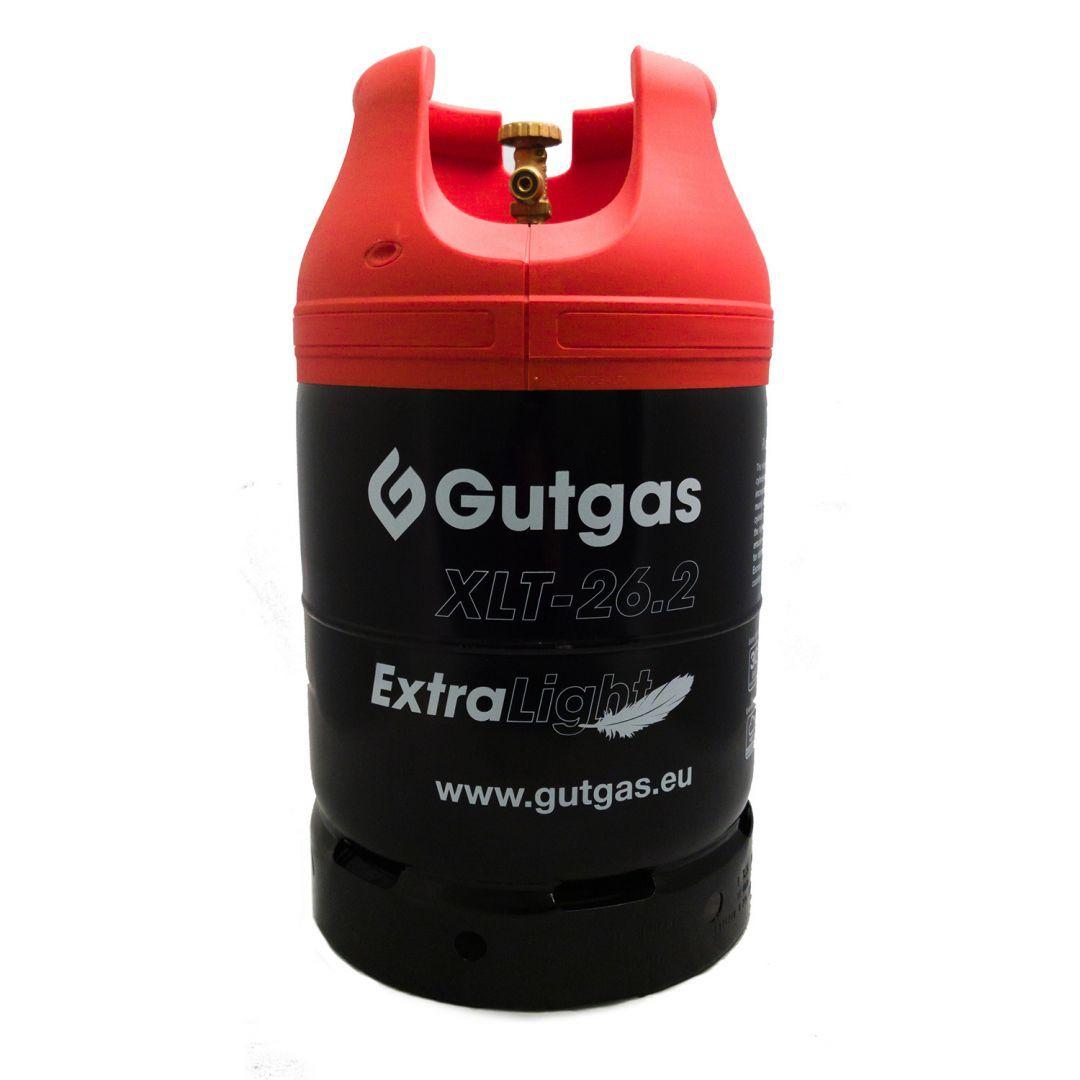 Газовый баллон для барбекю GUTGAS 26,2 л