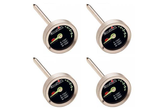 Комплект из 4 термометров для стейков