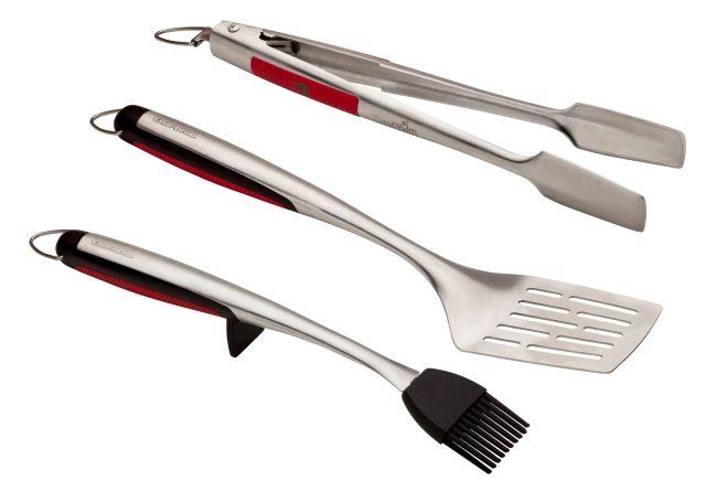 Набор из трех инструментов Char-Broil Red