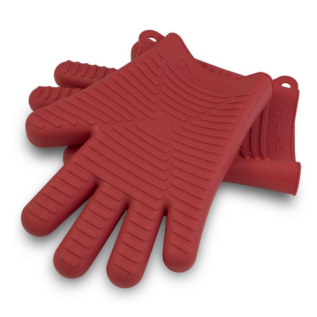 Силіконові рукавиці для гриля