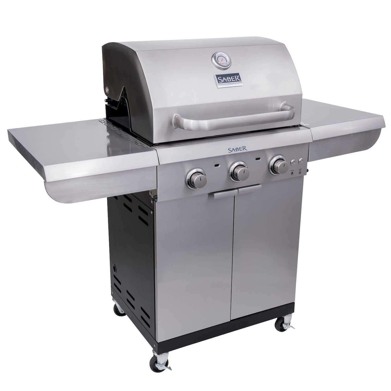 Газовий гриль Saber Select 3-Burner Gas Grill