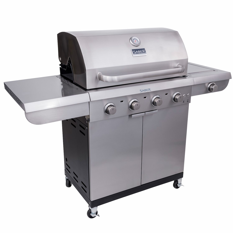 Газовий гриль Saber Select 4-Burner Gas Grill